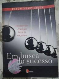Livro Em busca do sucesso