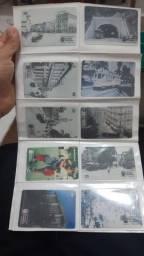 Cartões telefonico