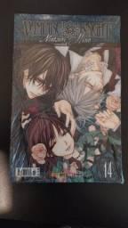 manga Vampire Knight volume 14