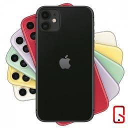 iPhone 11 128gb Novos Lacrados 1 Ano de Garantia Apple Preto/Branco/Verde/Lilas