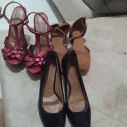 3 sapatos por 100