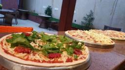 Rodízio de pizzas em festas e eventos