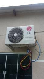 Promoção Instalação Ar Condicionado