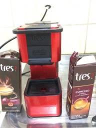 Título do anúncio: Máquina café espresso cápsula