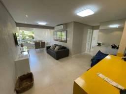 Apartamento para venda possui 72 metros quadrados com 2 quartos em Barra do Jacuípe - Cama
