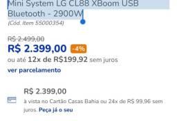 Mini System LG CL88