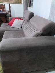 Sofa retratil troco por tv smart