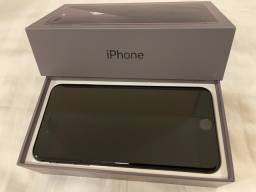 iPhone 8 Plus 256gb Cinza Espacial