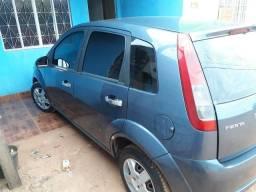 Vendo ford fiesta azul - 2011