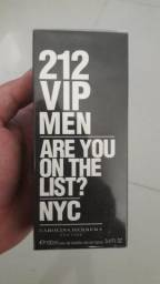 212 Vip Men Masculino 100 ML ( Original )