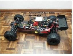 Automodelo 1/5 BAJA motor Gasolina, 26cc, 29cc, 36cc