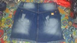 Short jeans atacado 17,00