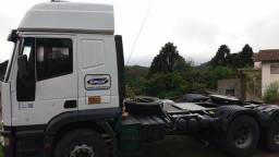 Vendo caminhão Iveco - 1998
