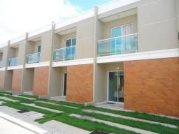 Casa Duplex em condomínio no Eusébio / 67m² / 02 suítes / 02 vagas - CA0438