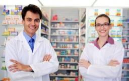 Vaga Para Farmacêutico - Paragominas