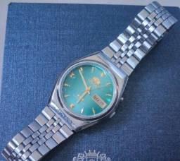 00b25b79e2f Relógio Oriente Automático - Zfm-195 - Legítimo