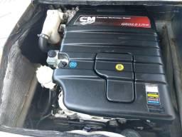 Vendo motor Mercruzer QSD 2.0 150 HP e Rabeta Alpha One