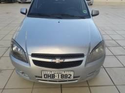 Chevrolet-Celta Lt 2013/2013 Prata Carro Extra (financiamos) - 2013