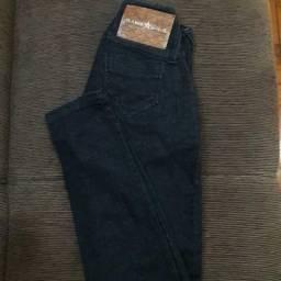 Calça jeans Marca Planet Girls tamanho 34
