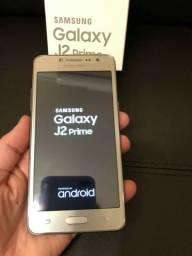 Samsung J2 prime TV. todos acessórios carregador capinha película foni