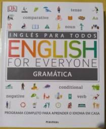 Livro de Inglês + Brinde.
