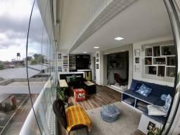 Le Boulevard, 3 suítes, 150m² com garden, totalmente mobiliado, decorado