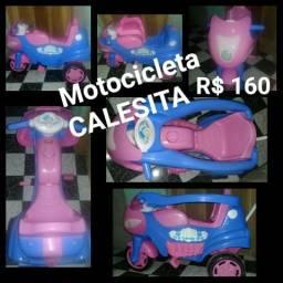 Motocicleta CALESITA
