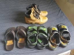 Sapatos meninos 32/33