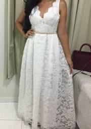 Vestido de casamento 550.00