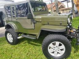 Jeep Willys 1954 Cara de Cavalo - Restaurado