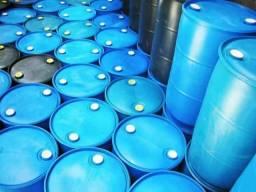 Tambores plástico de 220 litrs