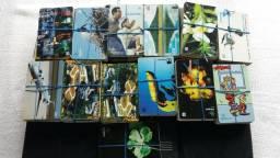 Coleção de cartões telefônicos. 1149 unidades