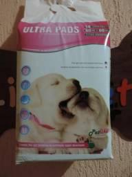 Life Pets! Tapete Higiênico Ultra Pads c/ 14 unid - 60x60cm R$ 30,00