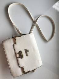 Vendo bolsa branca