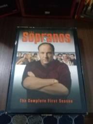 The Sopranos - Coleção 1ª à 6ª Temporada Digipack