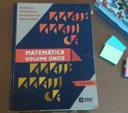 Matemática; ensino médio - editora atual