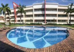 AP1431 Condomínio Versilla Beach, apartamento no Porto das Dunas, 2 quartos, lazer complet