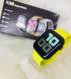 Smartwatch @  k90 Max troca pulsira @ promoção