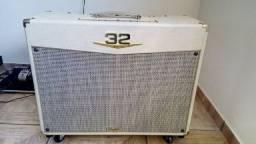 Amplificador Valvulado Crate 2x12 Celestion Custom