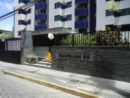 Apartamento com 2 dormitórios para alugar, 70 m² - Pina - Recife/PE