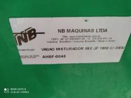Vagão Misturador