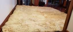 Tapete de lã 2,40 x2,00m