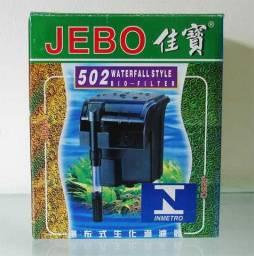 Filtro Externo Jebo 502 de 450l/h 220v