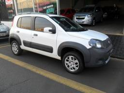 Fiat Uno 1.0 Way 14/14 Completo. Vendo/Troco/Financio