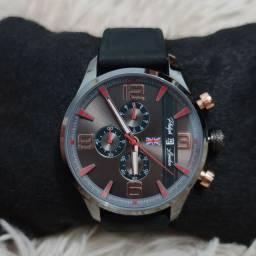 Relógio masculino importado original Philiph London Cronógrafo luxo topíssimo