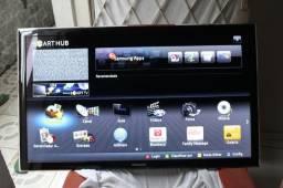 Smart tv Samsung 40 polegadas, com smart desatualizado