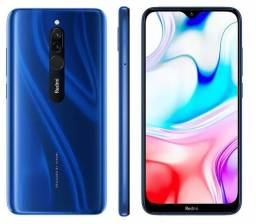 Xiaomi redmi8 32gb 5000mah tela 6.22, 3gb+32gb,versao global