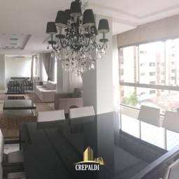 Apartamento, 3 quartos com suíte closet e sacada, Centro Criciúma