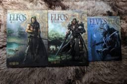 HQs Elfos - Edição de luxo
