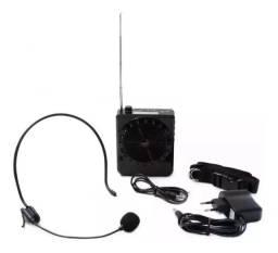 Amplificador Voz Portátil Professor/Palestra Xzhang Xz-810